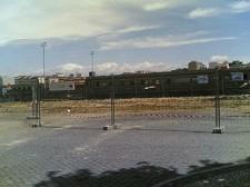 """Estação """"Barreiro A"""" já não existe<br> Durante a noite foi demolida e """"evaporou-se"""""""