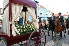 De 22 a 26 de Abril<br>IX Romaria a Cavalo Moita  Viana do Alentejo em preparação