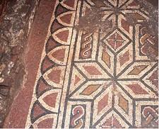 MOSAICOS ROMANOS DE SETÚBAL EM FÓRUM INTERNACIONAL<br>Mosaicos romanos da antiga cidade de Cetóbriga descobertos em escavações arqueológicas