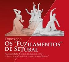 """Os """"fuzilamentos"""" de Setúbal<br> Homenagem a Mariana Torres e António Mendes"""