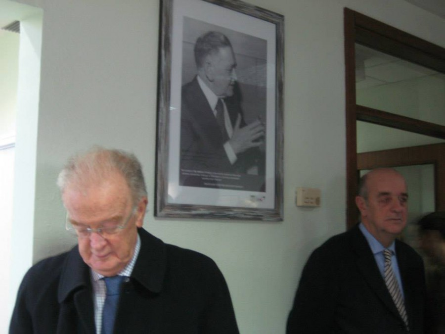 Ensino Superior no concelho do Barreiro<br> Obrigado Jorge Sampaio!<br>