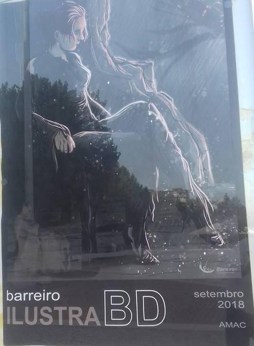 «Trazer a banda desenhada em português ao Barreiro»<br> Exposição de Banda Desenhada e Ilustração em Setembro