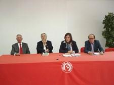 Madalena Alves Pereira, candidata à liderença do PS de Setúbal<br> Defende códigos de conduta ética a que se devem submeter parlamentares e autarcas do distrito
