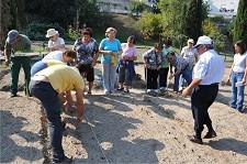 Horta Pedagógica Sénior no Parque da Cidade<br> UTI Barreiro lança nova disciplina<br>