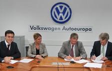 CONCENTRAÇÃO SOLAR FOTOVOLTAICA  VAI SER TESTADA EM PALMELA<br> Volkswagen Autoeuropa aposta em novas fontes de energia<br>