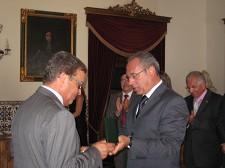 COMIMBA – Comércio e Industria de Bacalhau, da Moita<br> Medalha de Mérito Económico e Social
