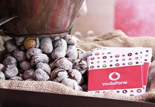 Momentos Vodafone Castanhas Assadas 2013