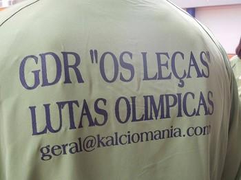 Grupo Dramático e Recreativo  «Os Leças» no Barreiro<br> Nova época de Lutas Olímpicas