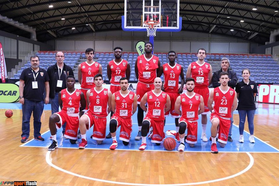 Barreirense basket