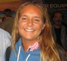 Inês Correia atleta do Clube de Vela do Barreiro no Hawaii<br> »Dar o meu melhor na luta pela revalidação do titulo mundial»