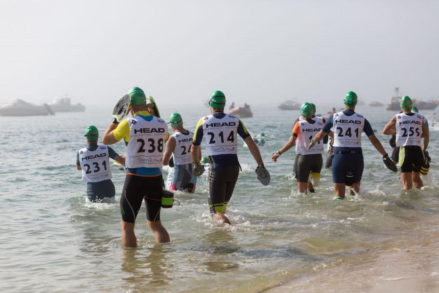 4d8b360ed8 Competição combinou provas de natação no Sado e trail por trilhos da serra  da Arrábida. Mais de centena e meia participaram no Arrábida SwimRun 2018