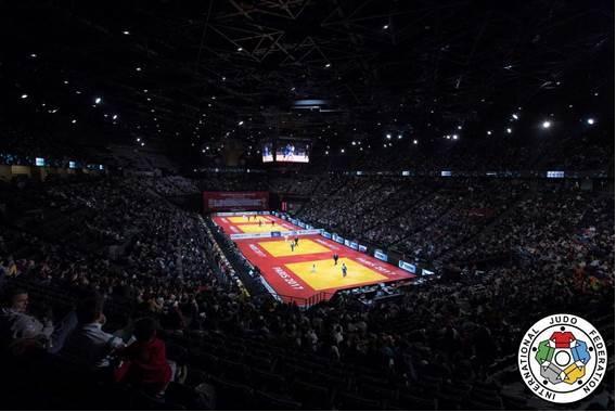 Três judocas da Sogipa disputam o Grand Slam de Paris