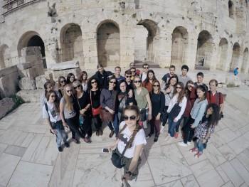 Escola Secundária dos Casquilhos  - Barreiro<br /> Atenas, o lugar maravilhoso onde passamos seis inesquecíveis dias da nossa vida!<br />
