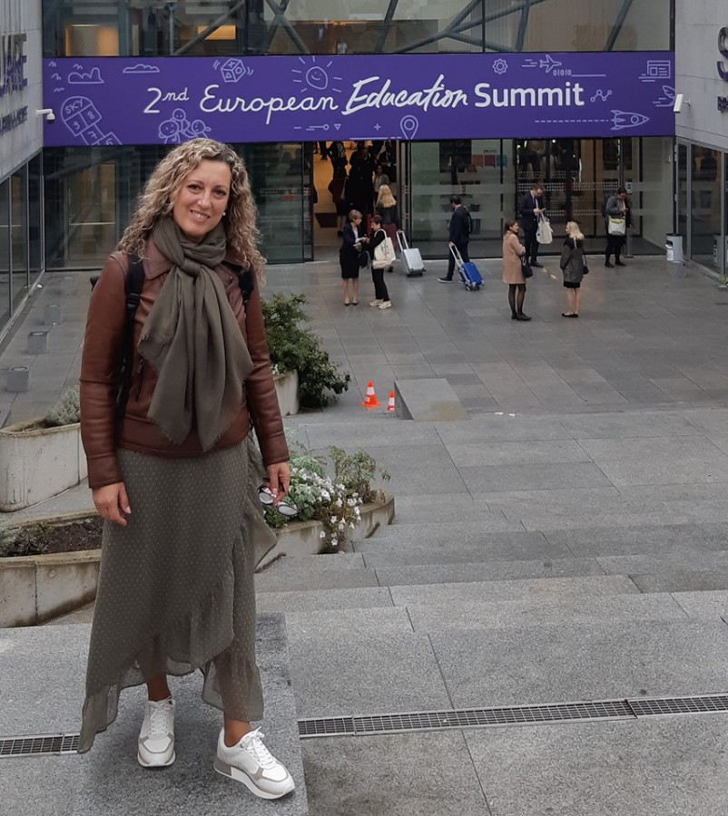 Agrupamento de Escolas de Santo André<br> No 2nd European Education SUMMIT: Teachers First<br> . Dia Europeu das Línguas
