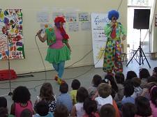 Associação de Pais da EB+JI da Vila Chã - Barreiro<br> Agradecimento público pela comemoração do Dia da Criança