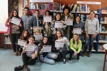 Barreiro  - Toastmasters de novo na Escoloa<br /> Escola Secundária de Casquilhos é pioneira nesta iniciativa<br />