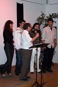 """Inauguração da exposição """"Artistas do Barreiro"""" <br>BarreiroCriativo reúne artistas consagrados e estudantes<br>"""