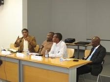 Dia da Independência da Guiné Bissau celebrado na Moita<br> Amílcar Cabral nasceu em Bafatá na Guiné Portuguesa