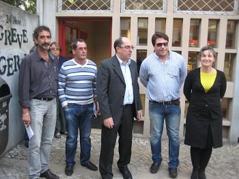 Petição Pública no concelho da Moita<br> Contra o encerramento dos postos dos CTT