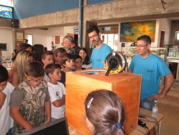 Barreiro - A Comunidade de Escolas na Europa<br /> Projecto Twinning introduz novas tecnologias na sala de aula