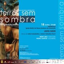 FESTIVAL TERRAS SEM SOMBRA EM GRÂNDOLA<br> a sensibilidade e o virtuosismo do violoncelo e do acordeão