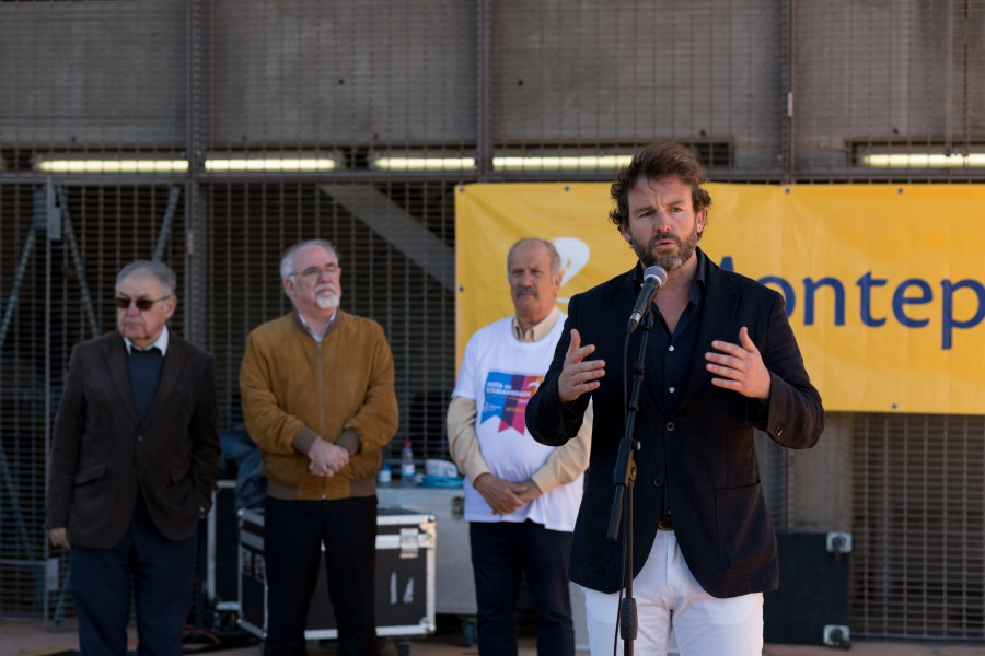 Encerramento do percurso da Chama da Solidariedade no distrito de Setúbal<br /> Dar a conhecer o trabalho desenvolvido e promover espírito de partilha