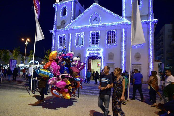 e38b7728b7 José Cid encerra programação do Palco das Marés nas Festas do Barreiro  Passeio de Cicloturismo dia 19 agosto com concentração a partir das 8h00