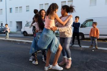 91e0c1713d A escolha da Rua João Augusto da Rosa para a realização da festa teve como  objetivo dar a conhecer à população o resultado das obras efetuadas  recentemente ...