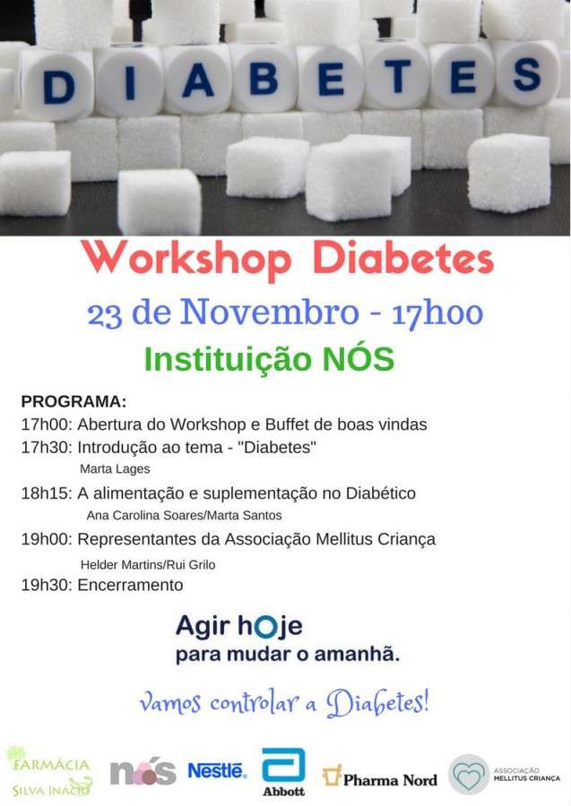 Barreiro - Workshop Diabetes<br />