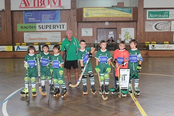 Bambis e Sub-13 do G